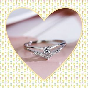 🌷New🌷Beautiful 925 Sterling Silver Ring🌷